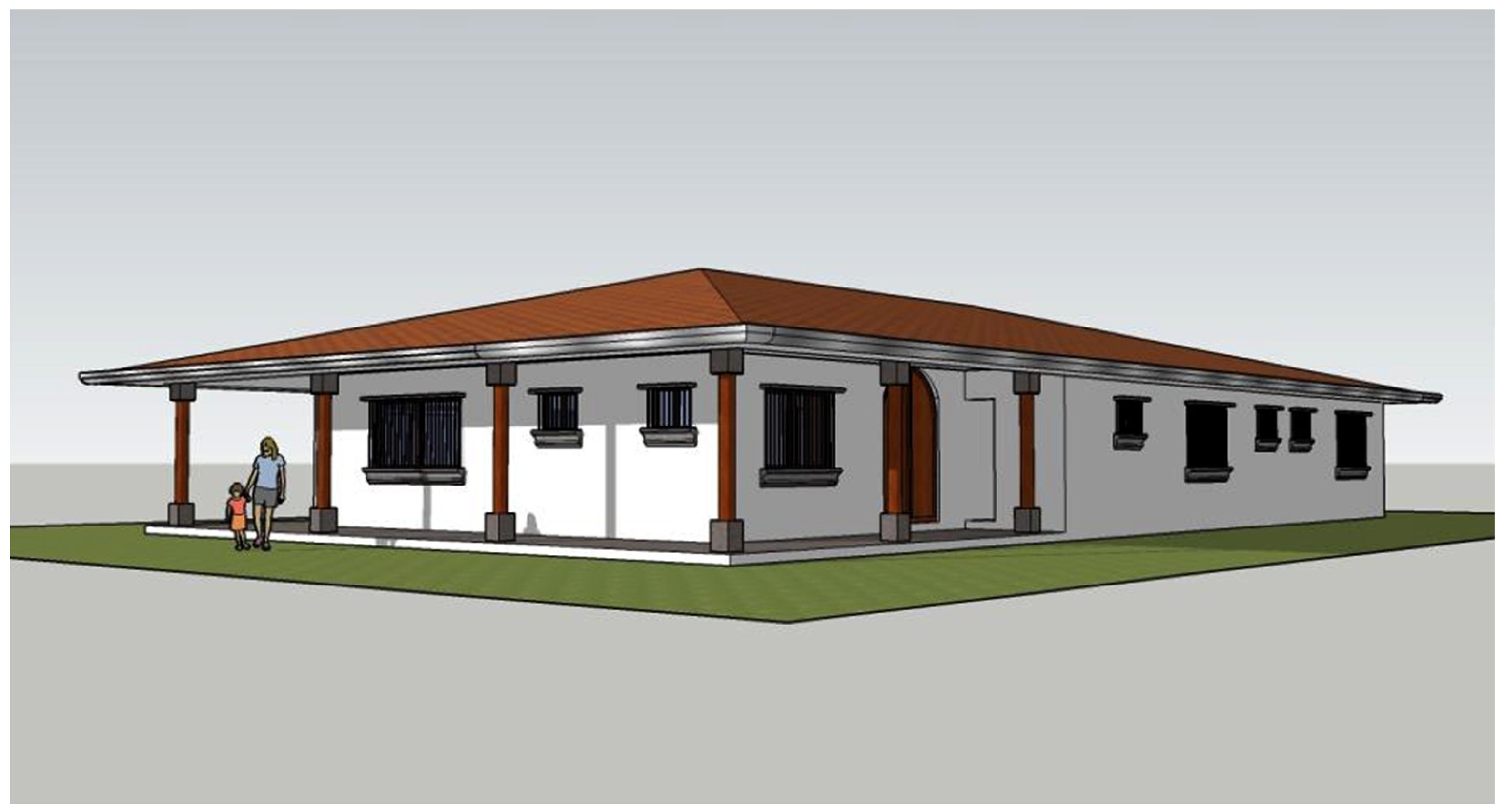 Nuestro proyecto empieza a tomar forma - Casas tipo colonial ...