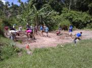 Faithbridge Team - Basketball Court - La Finca